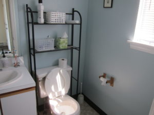 Half bath renting out rooms